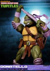 DreamEX  1/6TH TMNT Ninja Turtles--Donatello Action Figure