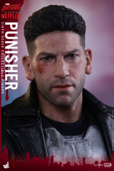 Hot Toys TMS004 Marvel's Daredevil 1/6th scale Punisher Collectible Figure
