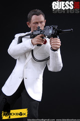BLACKBOX BB9002-W  1/6 Spectre 007 Action Figure