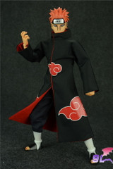 9L Toys 1/6 Scale Naruto Akatsuki Pain Action Figure