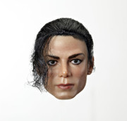 Custom 1/6 Scale King of Figure KF003c head Sculpt