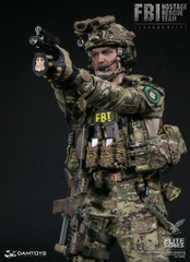 DAMTOYS 78042 1/6 FBI HRT AGENT ( HOSTAGE RESCUE TEAM ) ACTION FIGURE