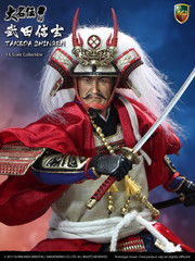 ACI Toys AC31 1/6 TAKEDA SHINGEN 武田信玄 ( Suwahara Hiroyuki's Daimyo Series )
