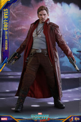 Hot Toys MMS421 Guardians of the Galaxy Vol. 2 – 1/6th scale Star-Lord Collectible Figure (Deluxe Version)