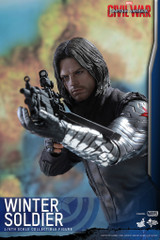 Hot Toys MMS351 Captain America: Civil War 1/6th scale Winter Soldier Collectible Figure