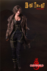 SW Ourworld FS009 1/6 Scale Evil Hunter Alice Figure