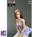 ZC Girl 1/6 Female Figure Body Pale-Light Blue Bikini