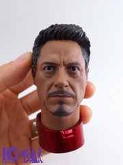 Supreme 1/4 Scale Tony Head Sculpt