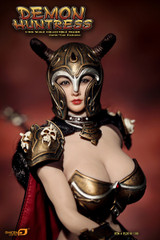 PHICEN PL2016-100 1/6th Demon Huntress  Action Figure  2016 CICF EXPO Exclusive