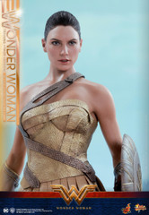 Hot Toys MMS424  Wonder Woman 1/6th scale Wonder Woman (Training Armor Version) Collectible Figure