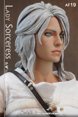 Xensation x Scaletta  AF19 1/6th Scale The Lady Sorcerer Action Figure