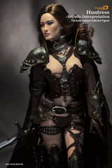 Phicen Huntress-Artistic Interpretation 1:6 Scale Figure