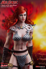 TBLeague  1/6th Red Sonja: Scars of the She-Devil  Action Figure PL2016-93
