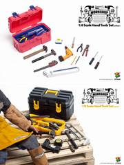 ZCWO 1/6 Scale Hand Tools Set : Colour and Mono