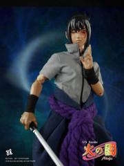 TITTOYS TT008 1/6 火の国 Ninja Sasuke Action Figure