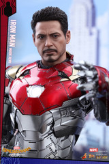 Hot Toys MMS427D19 Spider-Man: Homecoming 1/6th scale Iron Man Mark XLVII Collectible Figure