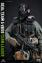 DAMTOYS 1/6 SEAL TEAM 5 VBSS  TEAM LEADER 78045  1/6 FIGURE