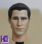 1/6 Action Figure Head Play Head Sculpt-Colin Farrell SWAT