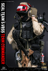 DAMTOYS 1/6 SEAL TEAM 5 VBSS  TEAM COMMANDER 78046  1/6 FIGURE