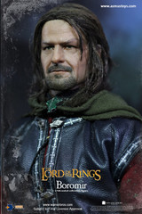 Asmus Toys The Lord of the Rings Series: Boromir (Rooted Hair) 1/6 Figure LOTR017H