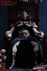 TBLeague  1/6 Hell on Earth Death Dealer 2nd. Version Figure PL2017-102 with Throne Display Set