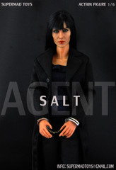 Supermad Toys 1/6 Scale  Agent Salt action figure