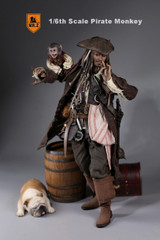 MRZ Pirate Monkey 1/6 Scale Statue Set