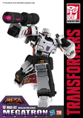 Toy Alliance Transformers MAS-02 Megatron Mega Action Figure