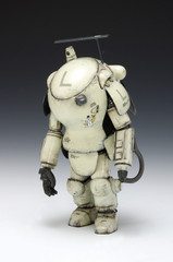 Wave SF3D Ma.k MK-055 SAFS Space Type Fireball Model Maschinen Krieger