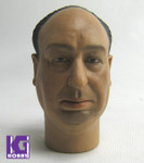 1/6 Action Figure HeadPlay Head Sculpt-Alfred Hitchcock