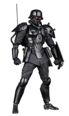 Kaiyodo Sci-Fi Legacy of Revoltech LR-015 Jin Roh Protect Gear Red Eyes Spectacles Kerberos Saga Panzer Cop action figure