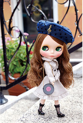 "Takara NEW 12"" NEO Limited Blythe Doll Musical Trench"