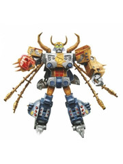 Takara Tomy Transformers Platinum Edition 30th Anniversary UNICRON Figure