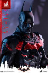 Hot Toys Batman (Futura Knight Version) Arkham Knight  VGM29 1/6 Collectible Figure