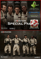 Blitzway  Ghostbusters 1984 Special Pack BW-UMS10106 1/6th Scale Figure