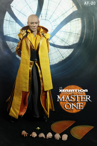 Xensation Master One AF20 1/6 Action Figure