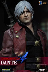 Asmus Toys The Devil May Cry series : The DANTE  (DMCiV) DMC001 1/6 Action Figure