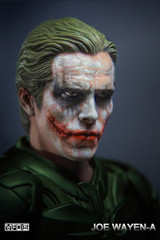 VFTOYS VF06 Wayne Joker Face 1/6 scale head sculpt