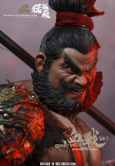 INFLAMES X NEWSOUL 1/6 Zhang Yide 張飛 Sets Of Soul Of Tiger Generals-Bloody-Flighting Collectible Figure