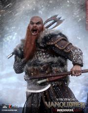 COOMODEL SE017 1/6 VIKING VANQUISHER(Die-cast Alloy) BERSERKER Action Figure