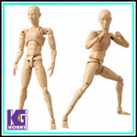"Medicom 1:6 12"" RAH 301 Massive 2 nude figure body Version 2"