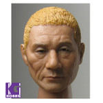 1/6 Action Figure HeadPlay Head Sculpt-Takeshi Kitano 北野 武 Blonde version