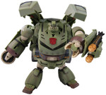 Takara Transformers Animated - TA-43 Ironhide Bulkhead w Light and Sound