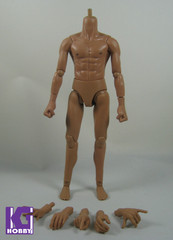 Lose parts: Enterbay BL3.5 1/6  Action Figure Nude Body set