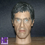 1/6 Action Figure HeadPlay Head Sculpt-Scarface AL PACINO