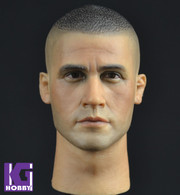 1/6 Action Figure HeadPlay Head Sculpt-Jake Gyllenhaal-Jarhead