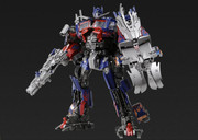 TRANSFORMERS MOVIE 3 DOTM Dark of The Moon DA-28 STRIKER OPTIMUS PRIME