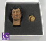 1/6 Action Figure HeadPlay Head Sculpt-Muammar al-Gaddafi