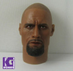 1/6 Action Figure HeadPlay Head Sculpt-Dwayne Johnson-version 1