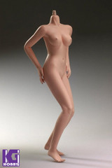 Hot Stuff 1/6 Seamless Female Nude Figure Body